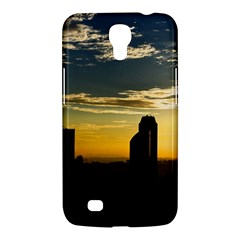 Skyline Sunset Buildings Cityscape Samsung Galaxy Mega 6 3  I9200 Hardshell Case