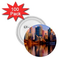 Vancouver Canada Sea Ocean 1 75  Buttons (100 Pack)  by Simbadda