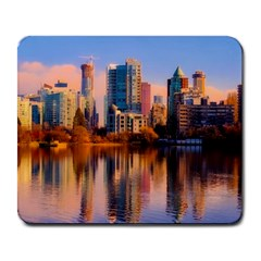 Vancouver Canada Sea Ocean Large Mousepads