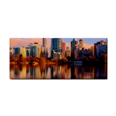 Vancouver Canada Sea Ocean Cosmetic Storage Cases by Simbadda