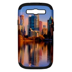 Vancouver Canada Sea Ocean Samsung Galaxy S Iii Hardshell Case (pc+silicone) by Simbadda