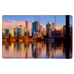 Vancouver Canada Sea Ocean Apple Ipad 2 Flip Case