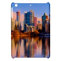 Vancouver Canada Sea Ocean Apple Ipad Mini Hardshell Case by Simbadda