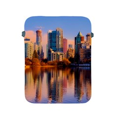 Vancouver Canada Sea Ocean Apple Ipad 2/3/4 Protective Soft Cases by Simbadda