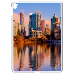 Vancouver Canada Sea Ocean Apple Ipad Pro 9 7   White Seamless Case by Simbadda