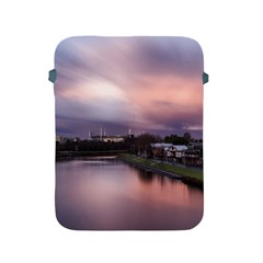 Sunset Melbourne Yarra River Apple Ipad 2/3/4 Protective Soft Cases