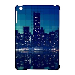 Skyscrapers City Skyscraper Zirkel Apple Ipad Mini Hardshell Case (compatible With Smart Cover) by Simbadda