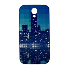 Skyscrapers City Skyscraper Zirkel Samsung Galaxy S4 I9500/i9505  Hardshell Back Case by Simbadda