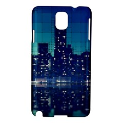 Skyscrapers City Skyscraper Zirkel Samsung Galaxy Note 3 N9005 Hardshell Case