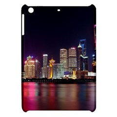 Building Skyline City Cityscape Apple Ipad Mini Hardshell Case