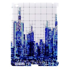 Skyscrapers City Skyscraper Zirkel Apple Ipad 3/4 Hardshell Case (compatible With Smart Cover) by Simbadda