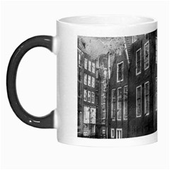 Reflection Canal Water Street Morph Mugs by Simbadda
