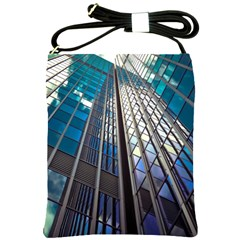 Architecture Skyscraper Shoulder Sling Bags