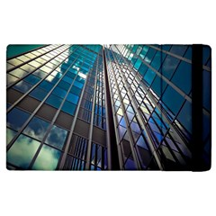 Architecture Skyscraper Apple Ipad 3/4 Flip Case