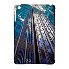 Architecture Skyscraper Apple Ipad Mini Hardshell Case (compatible With Smart Cover) by Simbadda