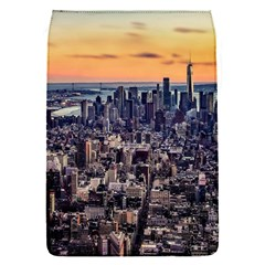 New York Skyline Architecture Nyc Flap Covers (s)