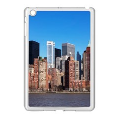 Skyscraper Architecture City Apple Ipad Mini Case (white)