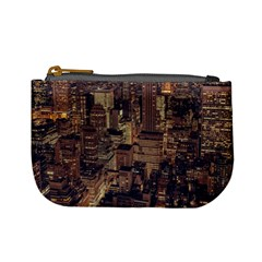 New York City Skyline Nyc Mini Coin Purses
