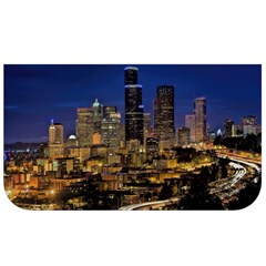 Skyline Downtown Seattle Cityscape Lunch Bag