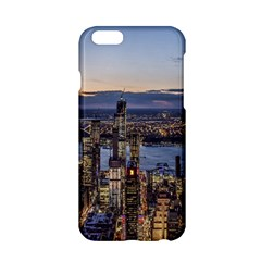 Panoramic City Water Travel Apple Iphone 6/6s Hardshell Case