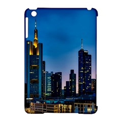 Frankfurt Germany Panorama City Apple Ipad Mini Hardshell Case (compatible With Smart Cover)