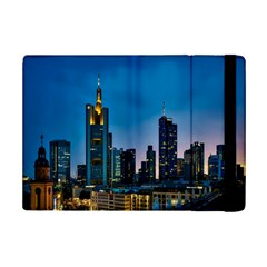 Frankfurt Germany Panorama City Ipad Mini 2 Flip Cases by Simbadda