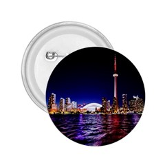 Toronto City Cn Tower Skydome 2.25  Buttons