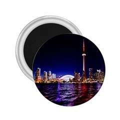 Toronto City Cn Tower Skydome 2.25  Magnets
