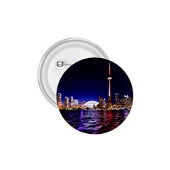 Toronto City Cn Tower Skydome 1 75  Buttons by Simbadda