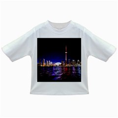 Toronto City Cn Tower Skydome Infant/Toddler T-Shirts