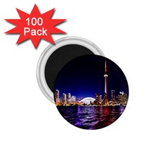 Toronto City Cn Tower Skydome 1.75  Magnets (100 pack)