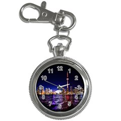 Toronto City Cn Tower Skydome Key Chain Watches
