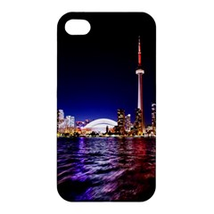 Toronto City Cn Tower Skydome Apple iPhone 4/4S Hardshell Case