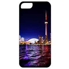 Toronto City Cn Tower Skydome Apple iPhone 5 Classic Hardshell Case
