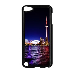 Toronto City Cn Tower Skydome Apple iPod Touch 5 Case (Black)