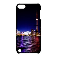 Toronto City Cn Tower Skydome Apple iPod Touch 5 Hardshell Case with Stand