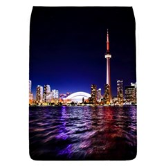 Toronto City Cn Tower Skydome Flap Covers (L)