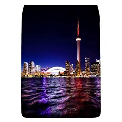 Toronto City Cn Tower Skydome Flap Covers (S)