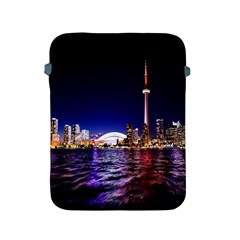 Toronto City Cn Tower Skydome Apple iPad 2/3/4 Protective Soft Cases