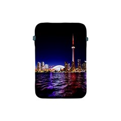 Toronto City Cn Tower Skydome Apple iPad Mini Protective Soft Cases