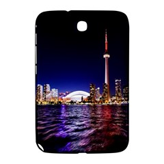 Toronto City Cn Tower Skydome Samsung Galaxy Note 8.0 N5100 Hardshell Case