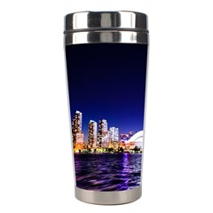 Toronto City Cn Tower Skydome Stainless Steel Travel Tumblers