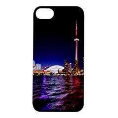 Toronto City Cn Tower Skydome Apple iPhone 5S/ SE Hardshell Case