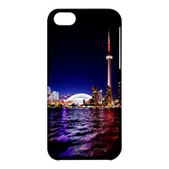 Toronto City Cn Tower Skydome Apple iPhone 5C Hardshell Case