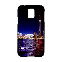 Toronto City Cn Tower Skydome Samsung Galaxy S5 Hardshell Case