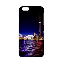 Toronto City Cn Tower Skydome Apple iPhone 6/6S Hardshell Case