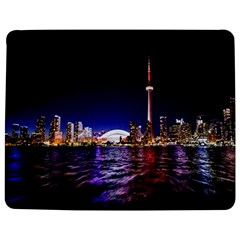 Toronto City Cn Tower Skydome Jigsaw Puzzle Photo Stand (Rectangular)