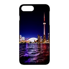 Toronto City Cn Tower Skydome Apple iPhone 7 Plus Hardshell Case