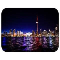 Toronto City Cn Tower Skydome Full Print Lunch Bag
