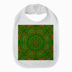 Wonderful Mandala Of Green And Golden Love Amazon Fire Phone by pepitasart
